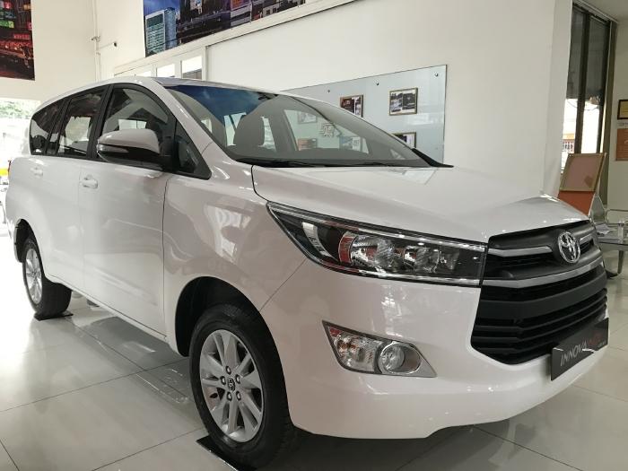 Toyota Innova 2.0E MT Số Sàn, Giá Lăn Bánh Tốt, Khuyến Mãi Khủng, Trả Trước Từ 180tr, Toyota An Thành