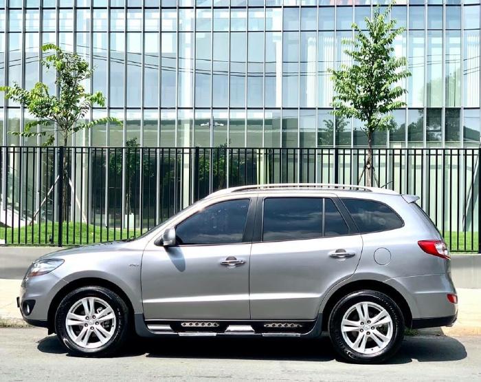 Bán Hyundai Santafe SLX 2009 bản cao cấp nhất xe nhập nguyên con Hàn quốc 2