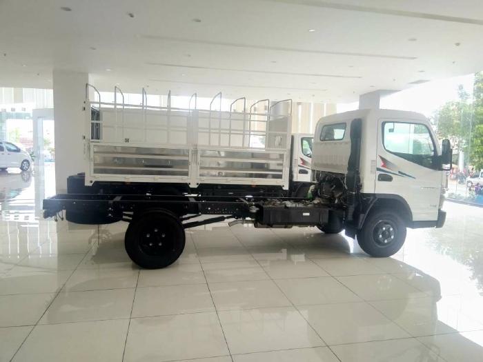 Xe tải mitsubishi tải trọng 3,5 tấn mới nhất khuyến mãi 100% lệ phí trước bạ 0