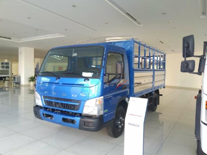 Xe tải mitsubishi tải trọng 3,5 tấn mới nhất khuyến mãi 100% lệ phí trước bạ 1