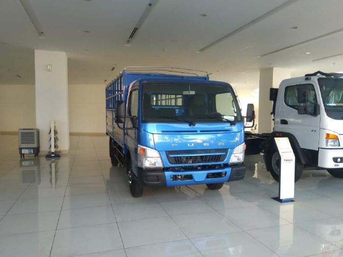 Xe tải mitsubishi tải trọng 3,5 tấn mới nhất khuyến mãi 100% lệ phí trước bạ 2