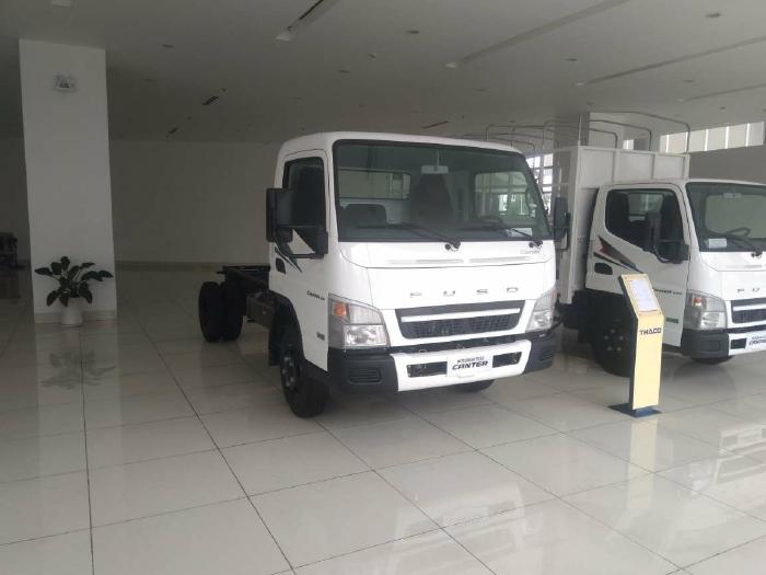 Xe tải mitsubishi tải trọng 3,5 tấn mới nhất khuyến mãi 100% lệ phí trước bạ 3