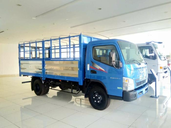 Xe tải mitsubishi tải trọng 3,5 tấn mới nhất khuyến mãi 100% lệ phí trước bạ 4