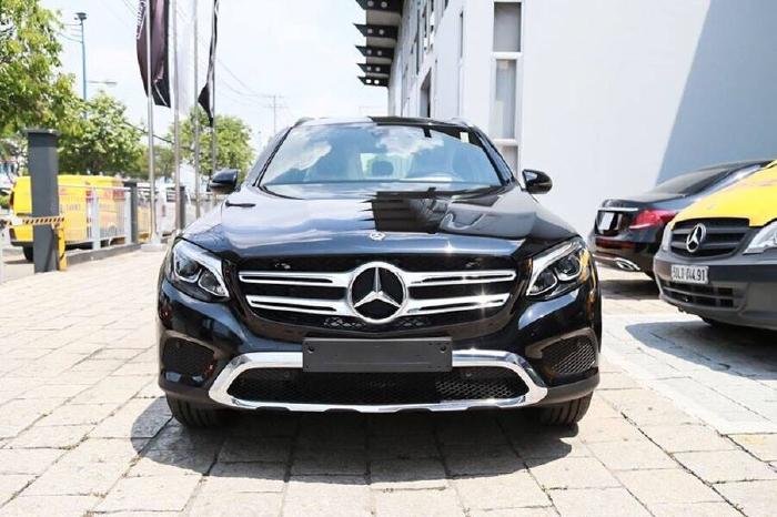 Mercedes GLC200 2020 Ưu Đãi Lên Đến 80 Triệu 3