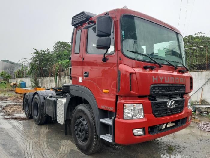 Bán Xe Đầu Kéo Hyundai HD1000 2021, Đầu Kéo Hyundai HD1000 Trả Góp
