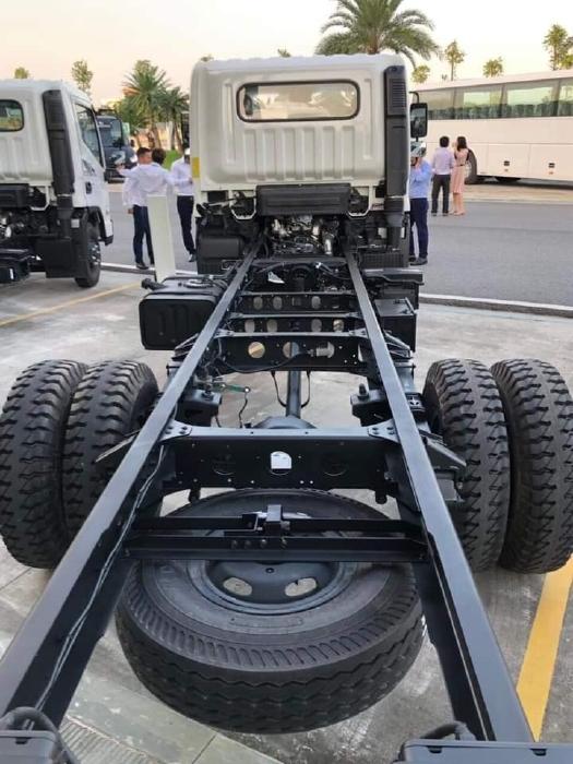 Giá Xe Tải 8 Tấn Hyundai Mighty EX8 2021 Trả Góp