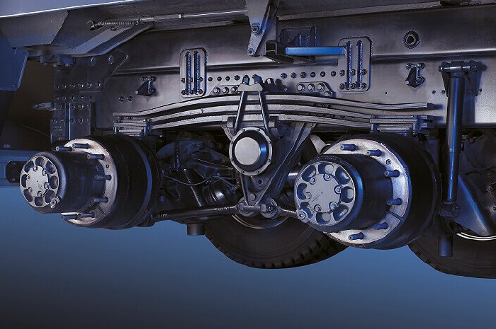 Xe Hyundai Bồn trộn bê tông 2