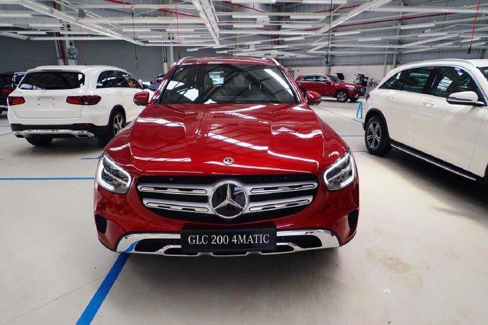 Mercedes GLC200 2020 Ưu Đãi Lên Đến 80 Triệu 5