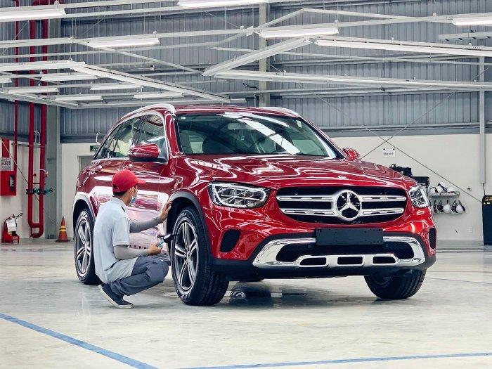 Mercedes GLC200 2020 Ưu Đãi Lên Đến 80 Triệu 7