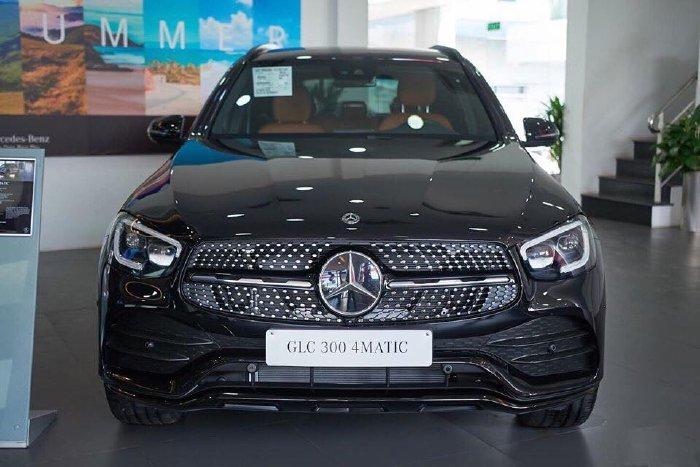 Mercedes GLC200 2020 Ưu Đãi Lên Đến 80 Triệu 12