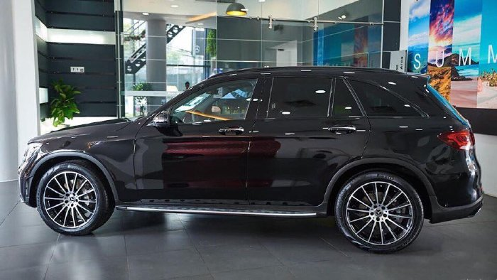 Mercedes GLC200 2020 Ưu Đãi Lên Đến 80 Triệu 13