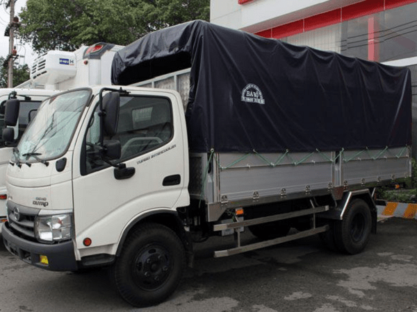 Bán xe XZU345L-130HD (2021) 3.5 tấn