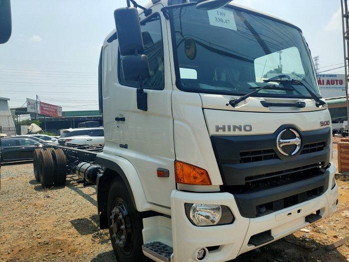 Bán xe HINO : FL8JW7A (2021)  15 tấn/ 9m4 khuyến mãi khủng