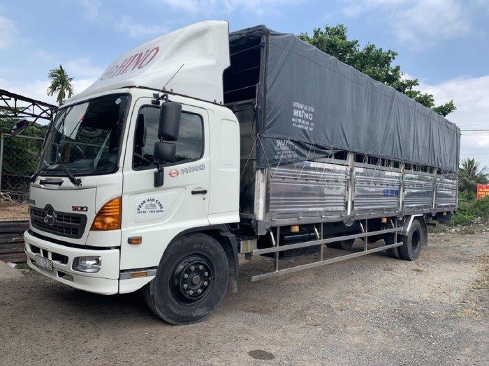 Xe HINO : FG8JP7A (2021) 8,3 tấn/ 7,3 m giảm giá khủng