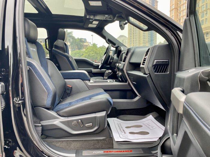 Bán Ford F150 Raptor 2020 nhập Mỹ, Mới 100% - Giao ngay 0