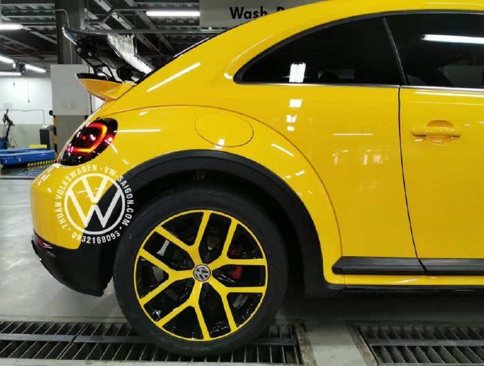 Xe Con Bọ huyền thoại hơn 80 năm tuổi Volkswagen Beetle Dune ✅Liên hệ : 0932168093 | VW-SAIGON.COM 6