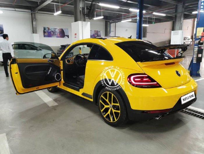 Xe Con Bọ huyền thoại hơn 80 năm tuổi Volkswagen Beetle Dune ✅Liên hệ : 0932168093 | VW-SAIGON.COM 9