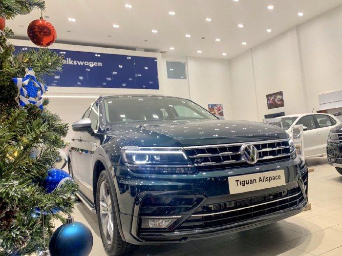 🔺️Xe Volkswagen Tiguan Màu Xanh Rêu 2020 Hiếm có 4