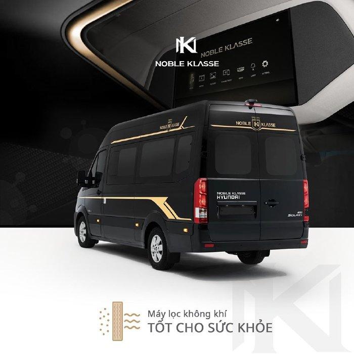 HCM :Noble Klasse S11 siêu giảm giá cực khủng tặng Phụ kiện 2