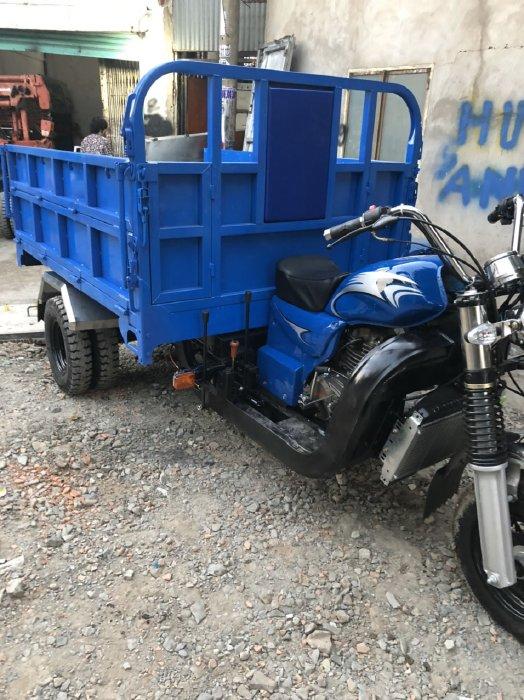 Xe Ba Bánh Hoàng Quân T&T FHUSHIDA  không ben chuyên chở gia súc 4