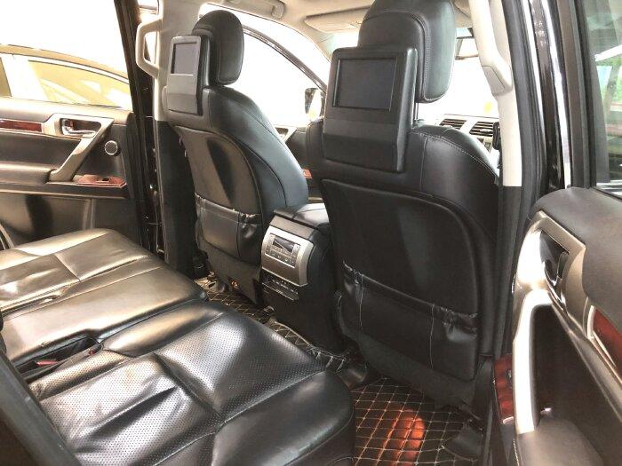 Lexus GX 460 2012 màu đen nội thất đen 7