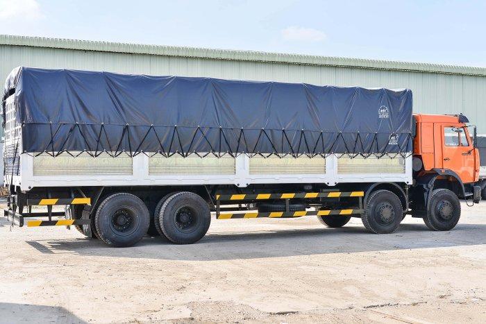 Kamaz 6540 thùng 9m  Xe tải thùng Kamaz 4 giò tại Bình Phước