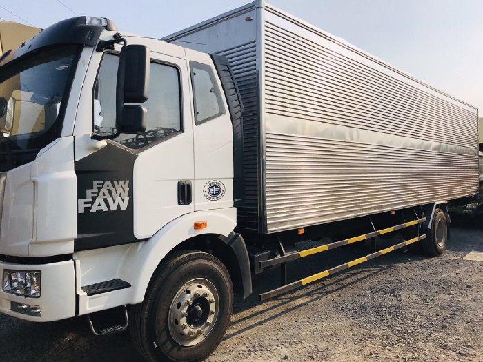 Xe tải thùng dài 10m, xe tải faw 7t25 thùng dài 10m độc quyền tại miền Nam. 8