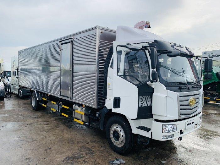 Xe tải thùng dài 10m, xe tải faw 7t25 thùng dài 10m độc quyền tại miền Nam. 6
