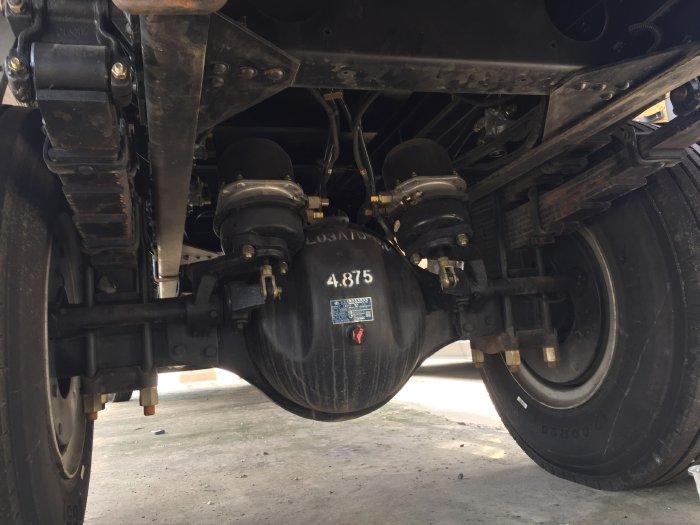 Xe tải thùng dài 10m, xe tải faw 7t25 thùng dài 10m độc quyền tại miền Nam. 9