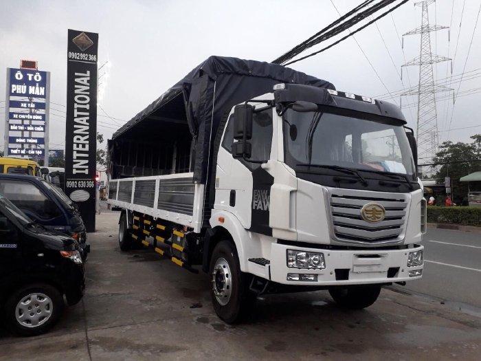 Xe tải thùng dài 10m, xe tải faw 7t25 thùng dài 10m độc quyền tại miền Nam. 5