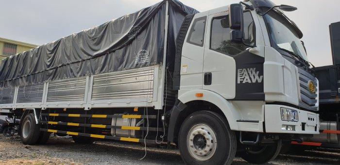 Xe tải 8 tấn thùng dài 10 mét chuyên chở palet   faw 8 tấn nhập khẩu nguyên chiếc 2020. 2