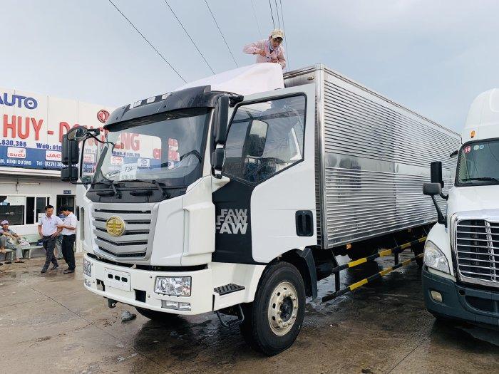 Xe tải 8 tấn thùng dài 10 mét chuyên chở palet   faw 8 tấn nhập khẩu nguyên chiếc 2020. 1