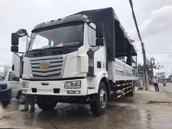 Xe tải 8 tấn thùng dài 10 mét chuyên chở palet   faw 8 tấn nhập khẩu nguyên chiếc 2020. 4