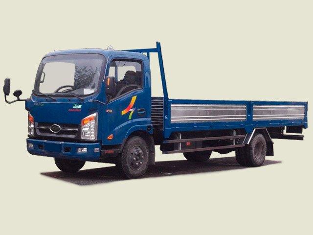 Bán xe Veam VT750 thùng dài 6m 0