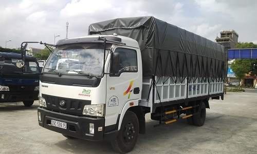 Bán xe Veam VT750 thùng dài 6m 1