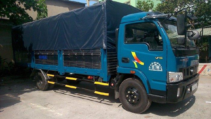 Bán xe Veam VT750 thùng dài 6m 5