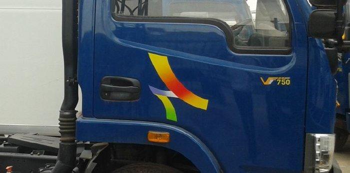 Bán xe Veam VT750 thùng dài 6m 3