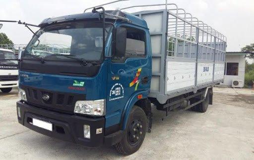 Bán xe Veam VT750 thùng dài 6m 2