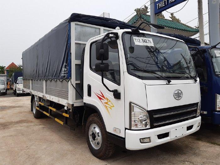 Bán xe FAW Yuchai 7 tấn thùng dài 5m 3