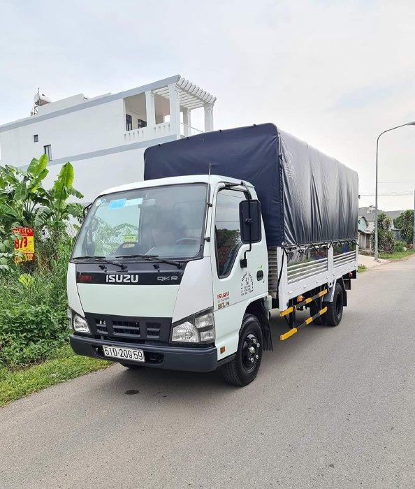 Bán xe Tải Cũ QKR 270 Thùng 4M3 2017 Trả Góp 2