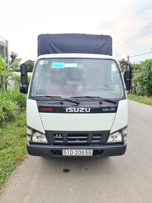 Bán xe Tải Cũ QKR 270 Thùng 4M3 2017 Trả Góp 4