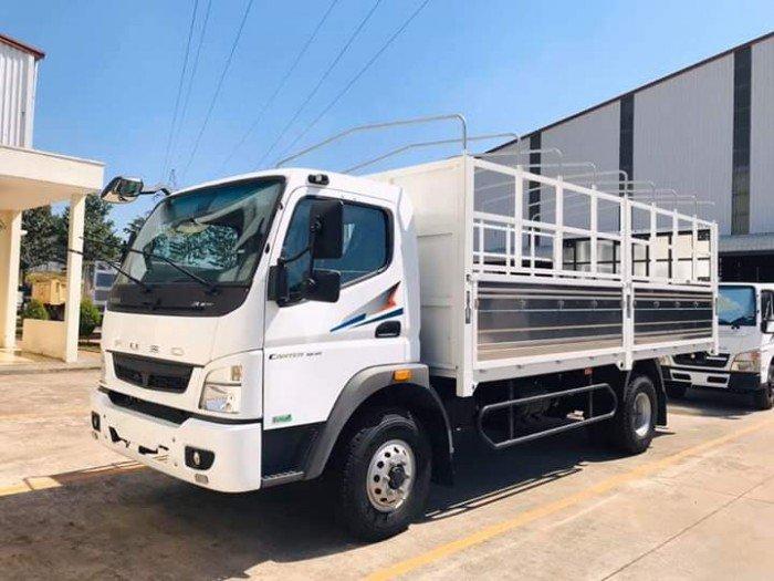 Giá xe Mitsubishi Canter 4,99 , tải trọng 2,1 tấn,  tại Bình Phước - Đắk Nông. Giá xe tải Mitsubishi 7/2021