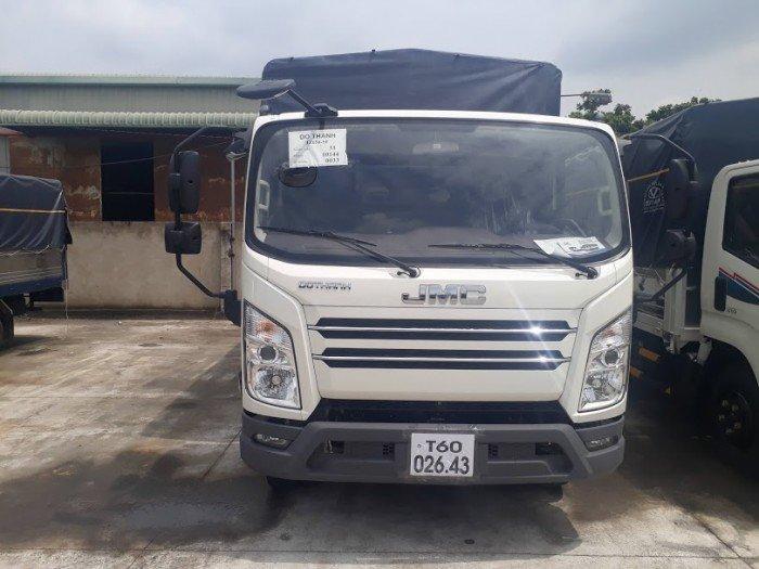 Xe tải IZ650SE 6,5 tấn thùng dài 5m khuyến mãi cực sốc 0