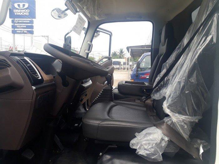 Xe tải IZ650SE 6,5 tấn thùng dài 5m khuyến mãi cực sốc 3