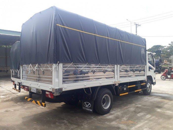 Xe tải IZ650SE 6,5 tấn thùng dài 5m khuyến mãi cực sốc 5