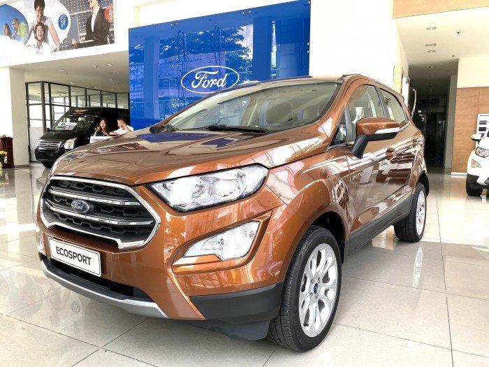 Bán Ford Ecosport 2020 Tặng thuế trước bạ 10