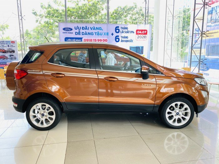 Bán Ford Ecosport 2020 Tặng thuế trước bạ 8