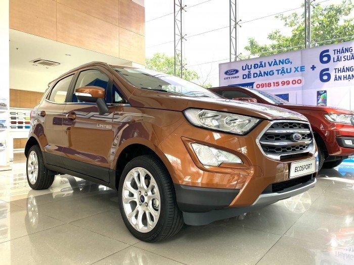 Bán Ford Ecosport 2020 Tặng thuế trước bạ 9