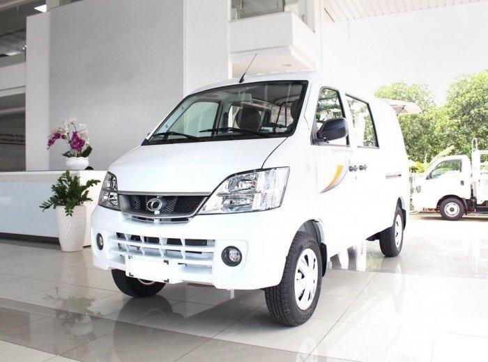 Bán Xe Tải Van - Thaco Towner Van5s - 5 Chổ - 750k - Chạy Giờ Cao Điểm