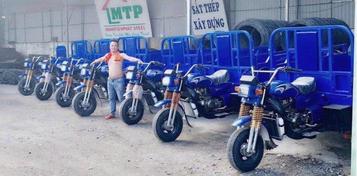 Mua xe ba bánh xe ba gác xe lôi tại xưởng Huy Anh TPHCM 0